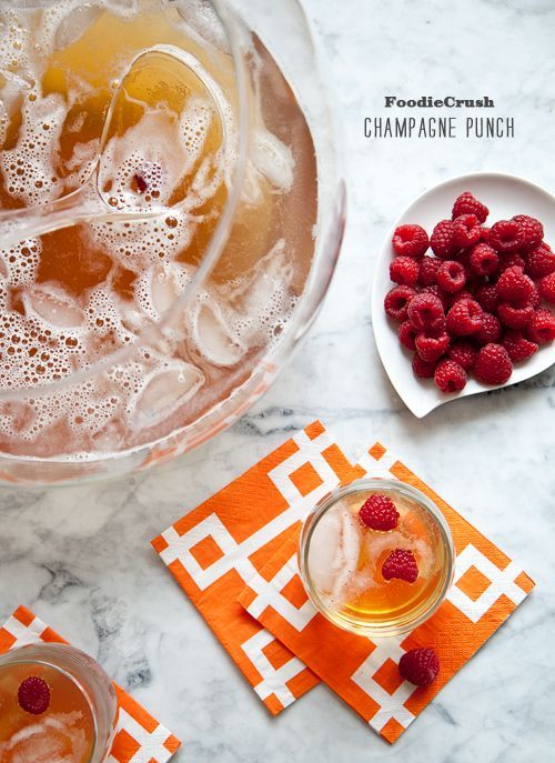 Champagne Punch | Recipe