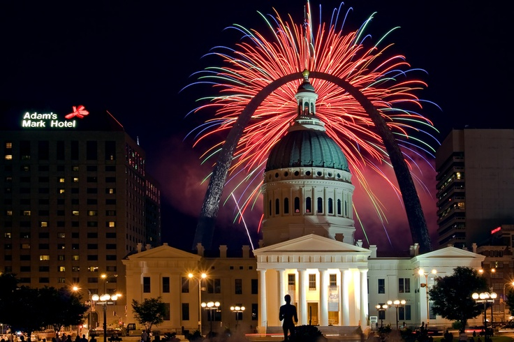 st louis 4th of july events 2013