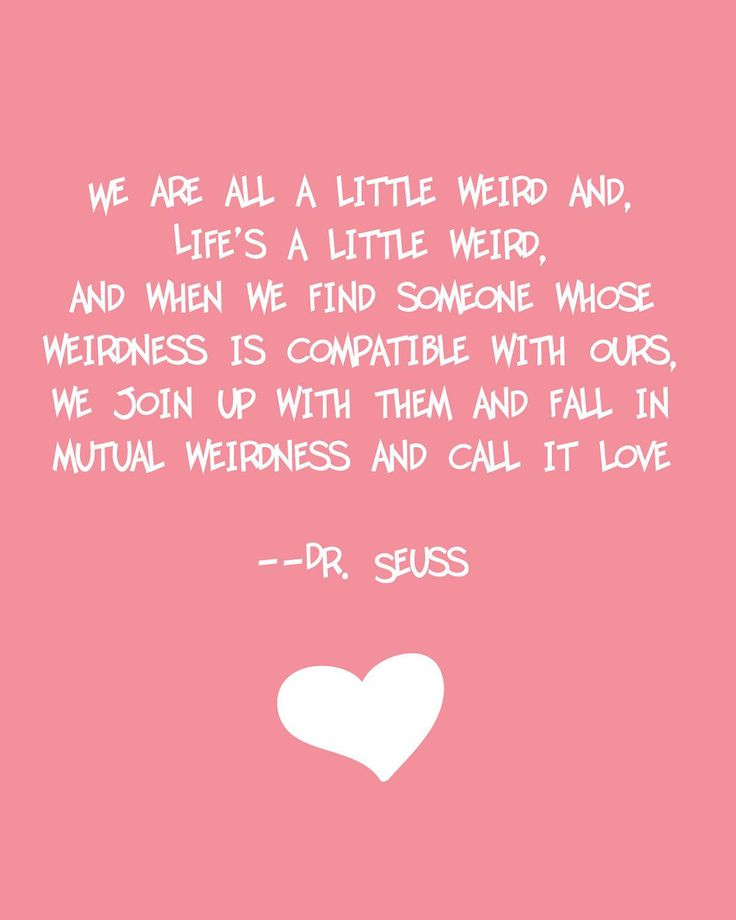 I Love You Quotes Dr Seuss : love quotes