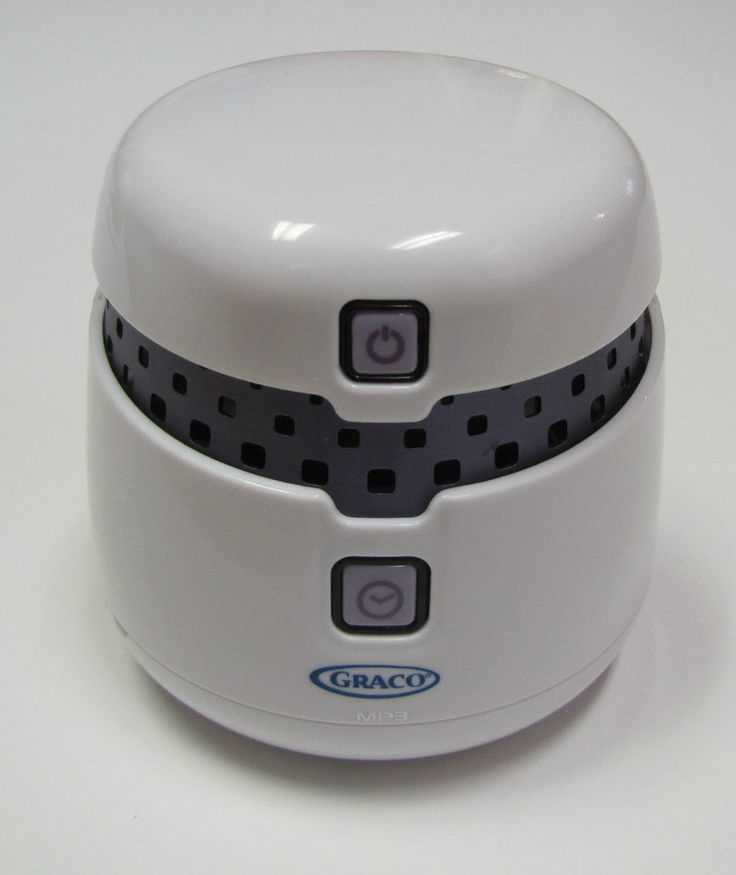 graco sound machine