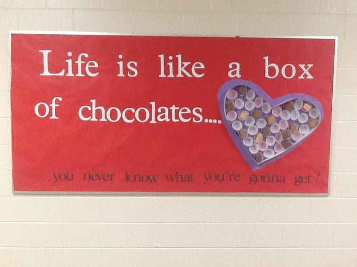 Valentines day bulletin board | My favorite holiday! Valentines Day ...
