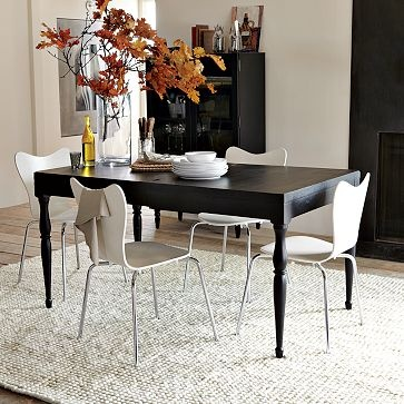 spencer table from west elm dining room ideas pinterest