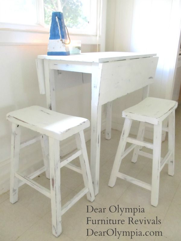 Shabby Chic / Cottage Chic / Beach House Breakfast Nook For Sale ...