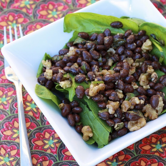 Brown Rice Salad With Apples, Walnuts, And Cherries Recipes ...