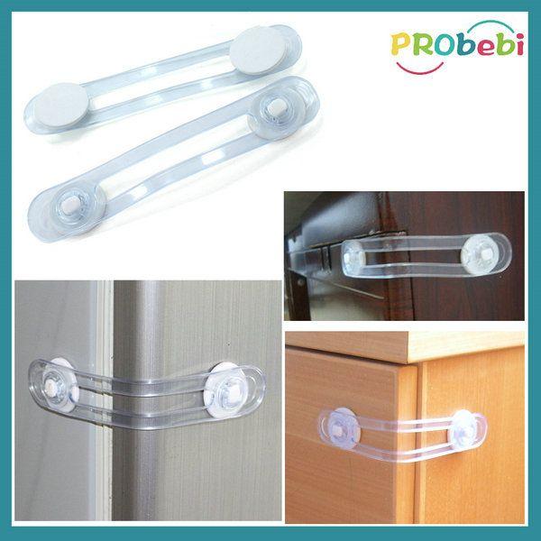 Pin by babysafety probebi on baby safety locks pinterest for Child safety lock for kitchen cabinets