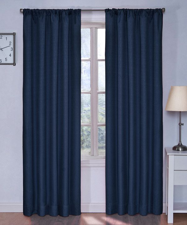 ... Eclipse Blackout Curtain Panel by Ellery Homestyles #zulilyfinds