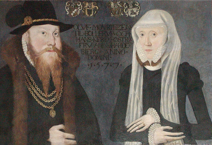 Anne Corfitzdatter of Hardenberg (Anne Corfitzdatter Rønnow gift Hardenberg) (died 1588) was a Danish noblewoman. She served as a lady-in-waiting to the Dowager Queen Dorothea of Denmark from 1559–1572 and was the mistress to Frederick II, King of Denmark