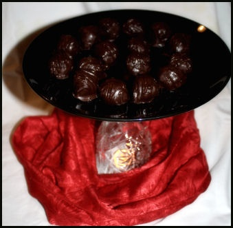 Dark Chocolate Cherry Truffles (II) | Chocolate Candy Examples | Pint ...
