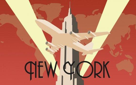 deco new york