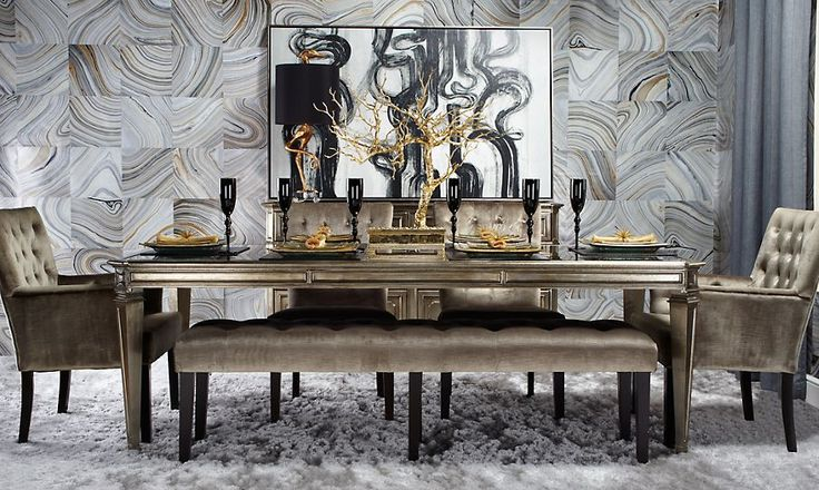 palais dining table z gallerie for the home pinterest