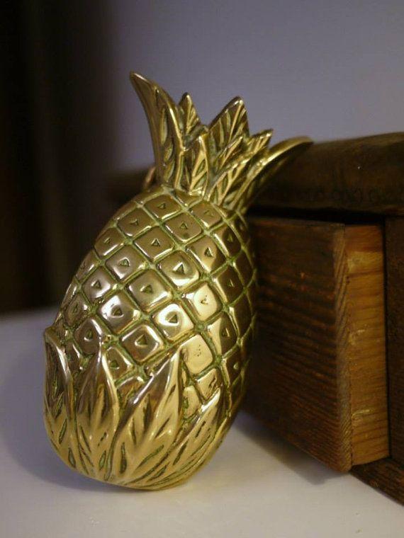 Pin by elegant kb kerry boozenny owner on comfort of home pinter - Pineapple door knocker ...