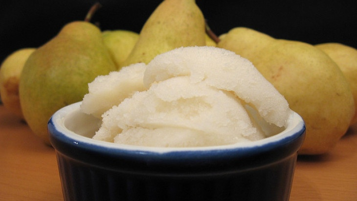 Pear Sorbet Recipe | Ice Cream, Sherbet, Sorbet And Granita | Pinter ...