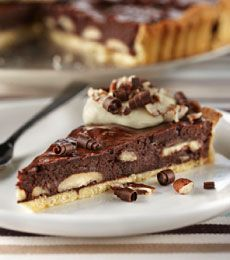 Chocolate Pecan Tart » Recipes » Cadbury Kitchen