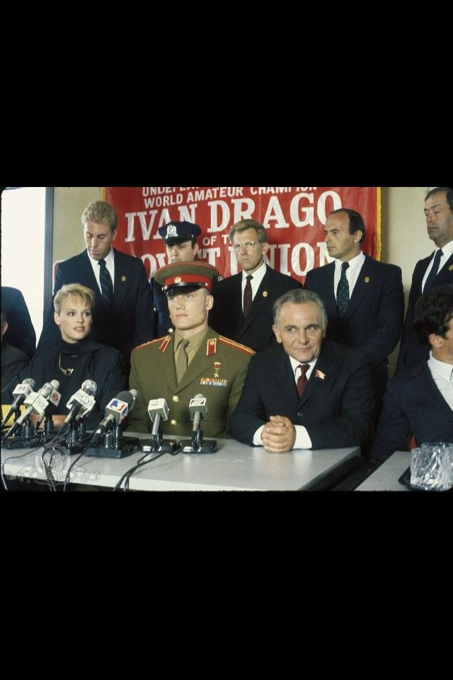 Ivan Drago Dolph Lundg...