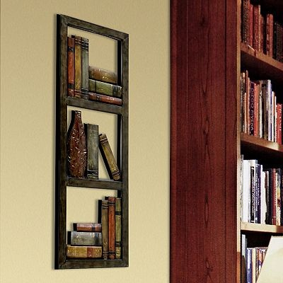 Library Wall Decor So Cute For The Bookworm Pinterest