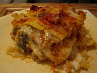 """The """"Ultimate"""" Lasagna 
