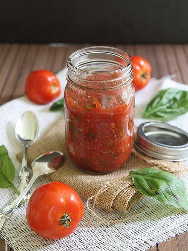 Five Minute Tomato Sauce Recipes — Dishmaps