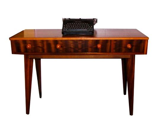 retro desk  Meubles Vintages (style modern, art deco et industriel ...
