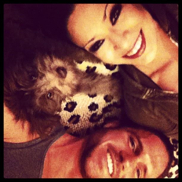 John Morrison  amp  Melina  ex WWE Wwe John Morrison And Melina Kiss