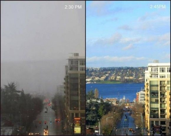 weather in seattle on memorial day weekend