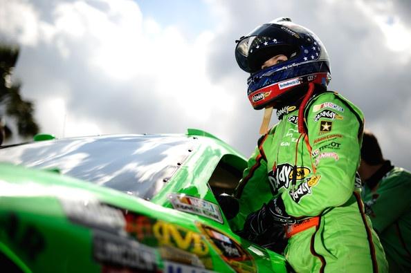 Danica Patrick: Daytona Speedweeks 2012