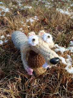squirrel Archives - Crocheters Anonymous©