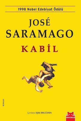 Jose Saramago - Kabil | Portadas de Libros | Pinterest