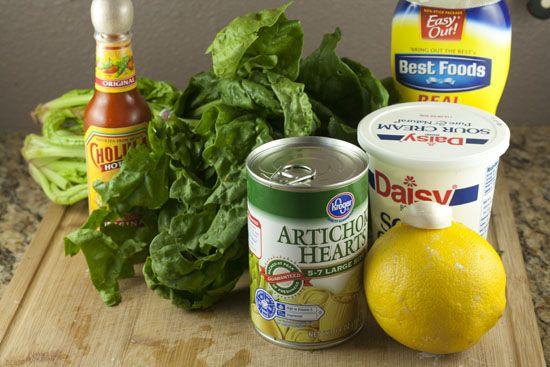 Spinach Artichoke Cups - for a healthier version use Tofutti sour ...