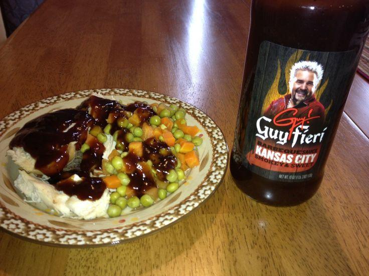kansas city barbecue sauce | Guy Fieri BBQ Sauce - Kansas City Smokey ...