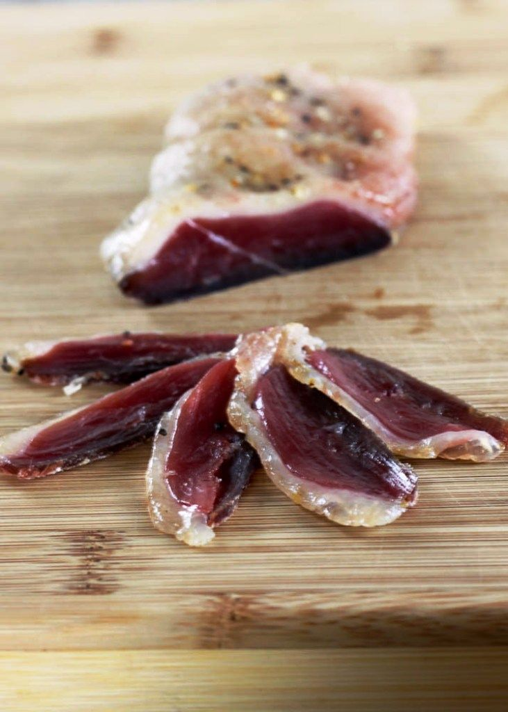 Duck Prosciutto | meat | Pinterest