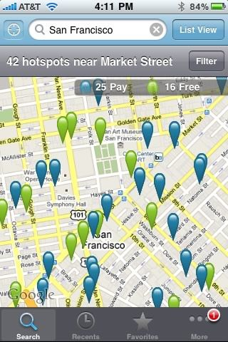 free wifi locator for nokia n70