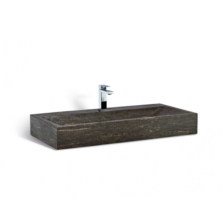 Unik Stone Sink : UNIK Stone Sink - LPG-001 Can be made custom in various sizes Can be ...