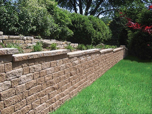 Retaining Wall Blocks From Menards : Building materials at menards joy studio design gallery