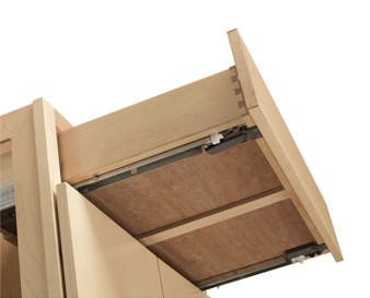 Undermount Cabinet Drawer Slides Kitchen Pinterest