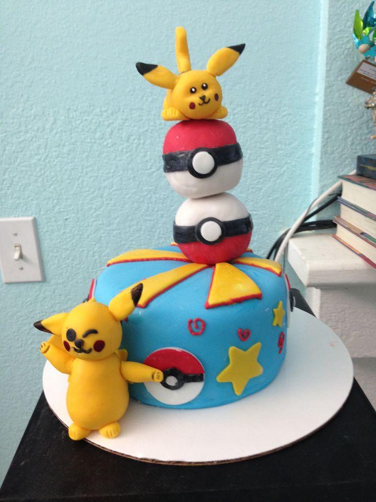 Pikachu Cake Pan Instructions