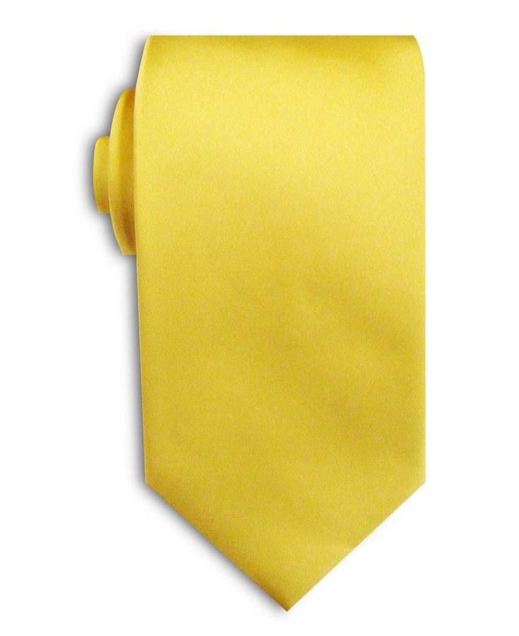 geoffrey beene satin solid tie