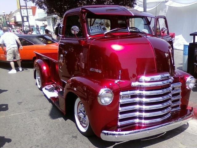 55 Chevy Coe Autos Post