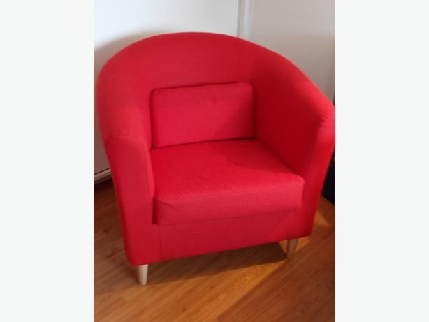 Ikea Tullsta chair red New ChAiRs