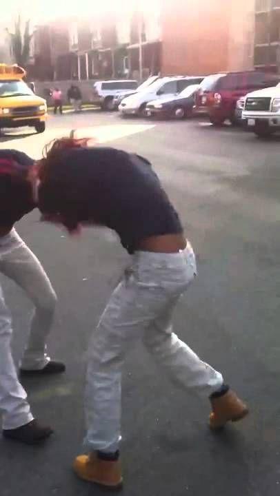 Black girl fights videos