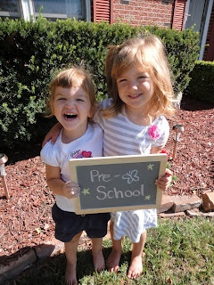 ... Days and Montessori Moments - first day of school photo- and activity