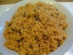 Rice with Pigeon Peas/Arroz con gandules | Food that I love | Pintere ...
