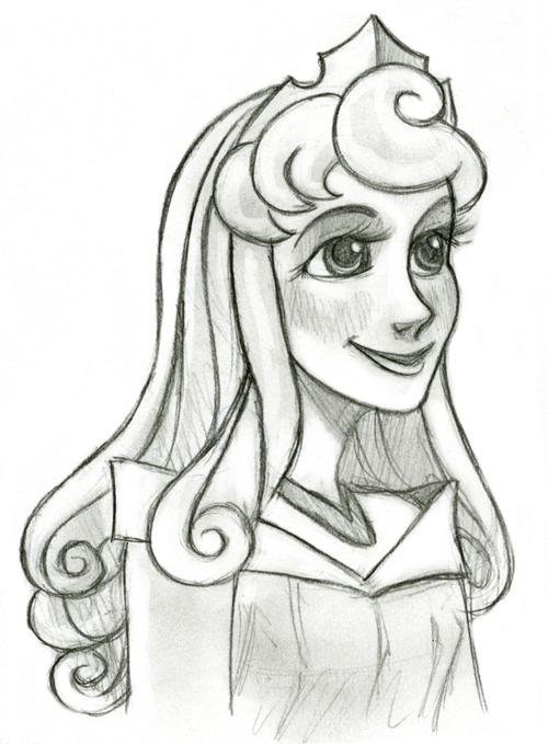 Disney Princesses Drawings Tumblr 11 Princess