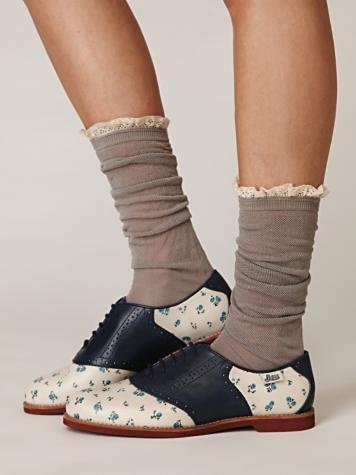 Daydream Saddle Shoe By Rachel Antonoff for Bass ~ reminds me of Jr