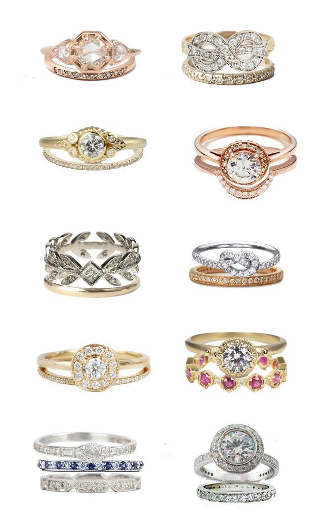 Alternative Wedding Ring Ideas My Future Pinterest