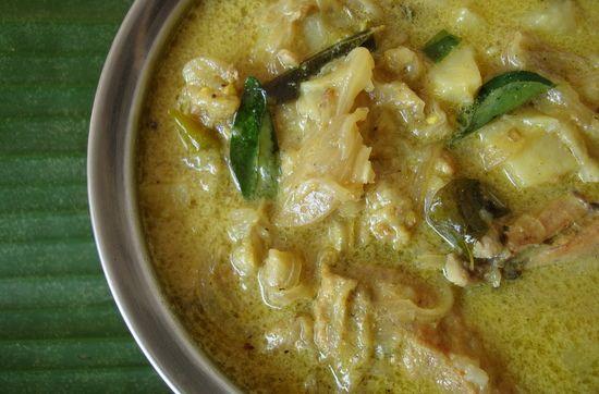 Kerala Chicken Stew Recipe - Chicken Ishtu » All Recipes Indian ...