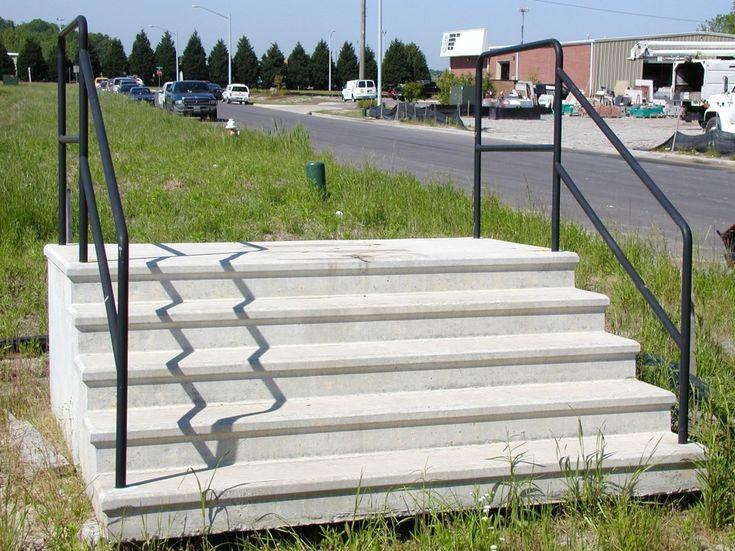 Precast Concrete Steps Frompo