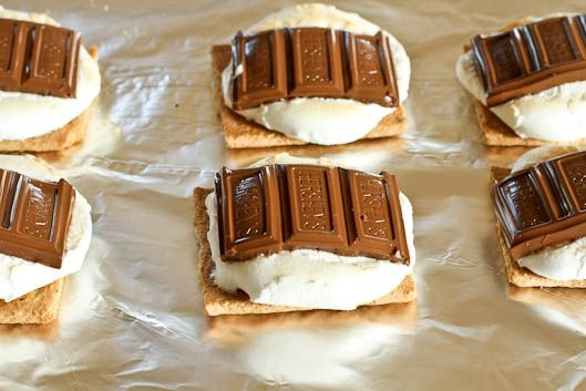 Anytime Indoor S'mores | Recipe