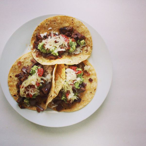 That time I made tacos de lengua (beef tongue tacos!!) Be proud of me ...