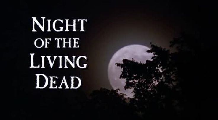 Night of the Living Dead (1990) | Movie Title Cards ...