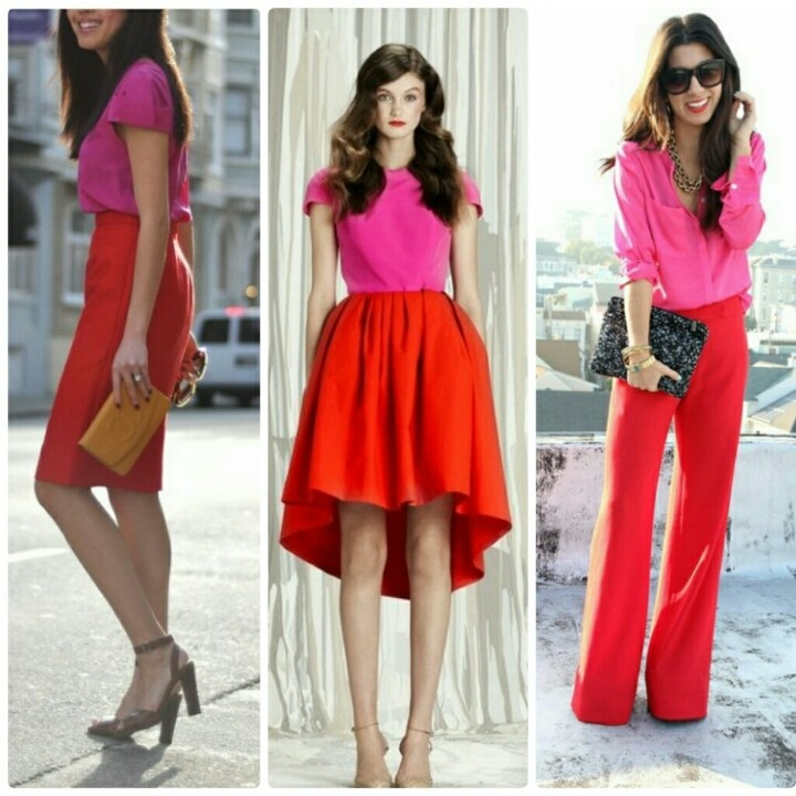 Red & pink <3
